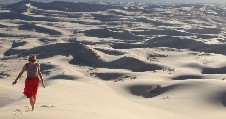 Suitcase Six dunes One Week in Mongolia: A Sunpath Tour Adventure