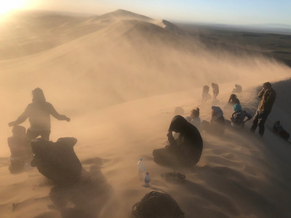 Suitcase Six sandstorm Mongolia Travel: What To Pack For Mongolia