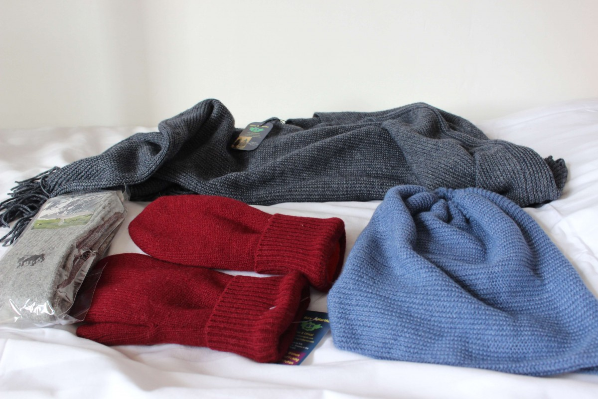 Suitcase Six wool-layers Mongolia Travel: What To Pack For Mongolia