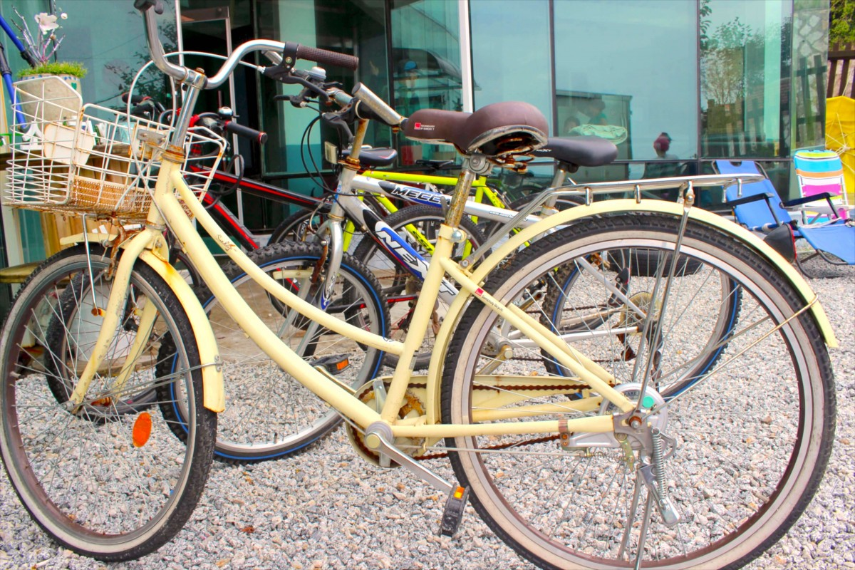 Suitcase Six Bikes Why You Should Consider Workaway
