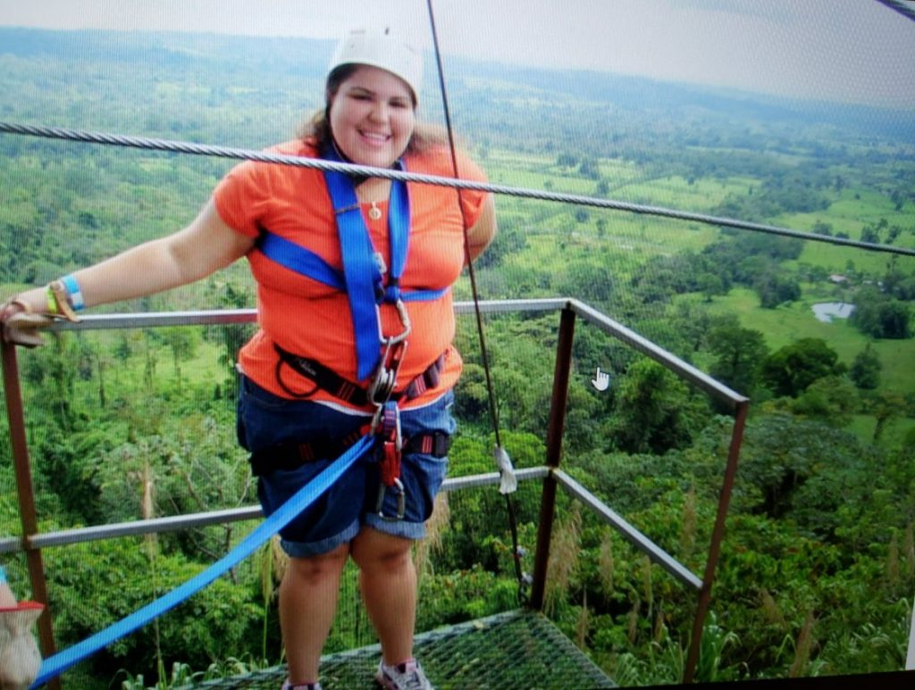 Suitcase Six Ziplining-in-Costa-Rica-e1547687373550-1024x773 Woman of the Week: Interview with an AVID Instructor