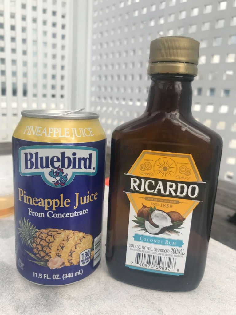 Suitcase Six Rum-Juice-768x1024 Cost Of Travel In The Bahamas: What We Spent In 1 Week on Eleuthera