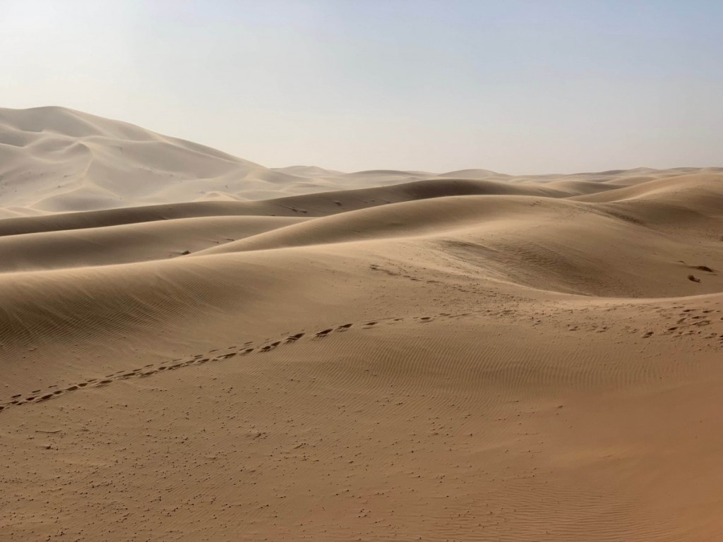 Suitcase Six sahara-dunes-1 How I Lost And Found My Phone in the Sahara Desert