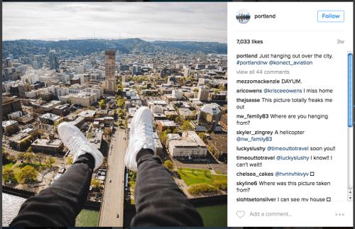 Portland Instagram