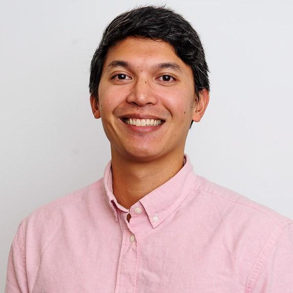 Antonio Navarro, Web Developer at SuiteCentric