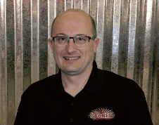 Clint Swain, Technical Support, Becker Safety and Supply