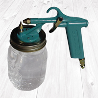 Spray Gun available on Etsy