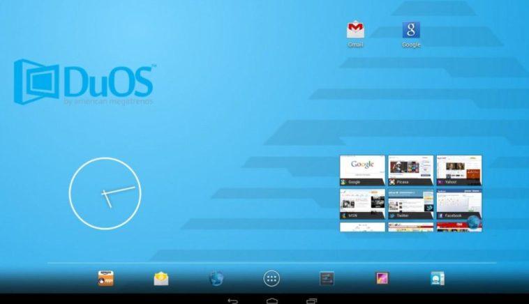 AMIDUos Emulator