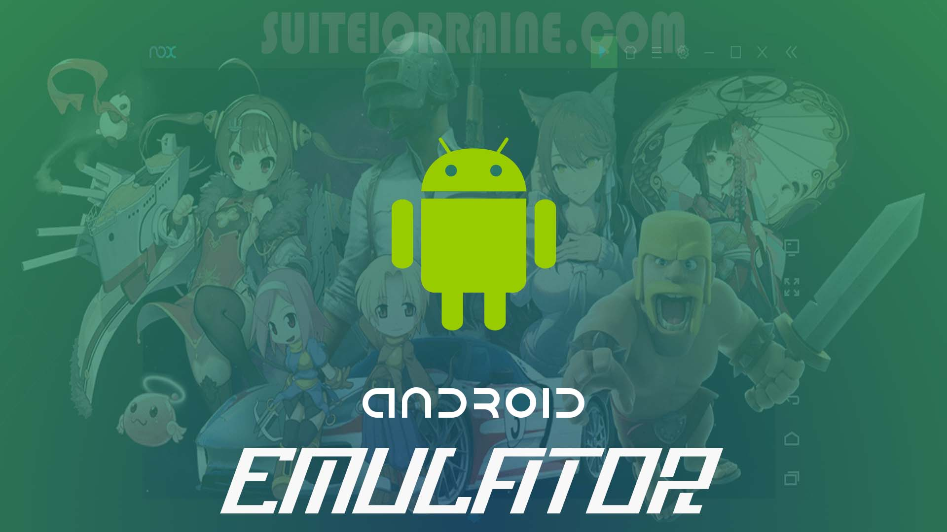 Nox best Android emulator for gaming