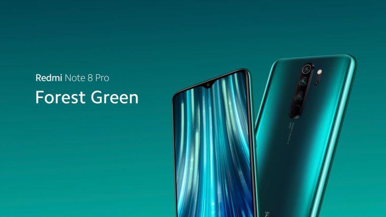 Android 6 Inch Xiaomi Redmi Note 8 Pro