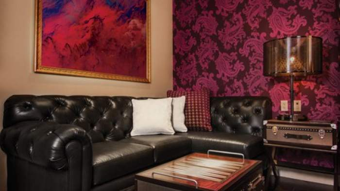 Luxury Room  1 King  Strip View at The Cromwell  Suiteness  More Bedrooms at the Best Hotels