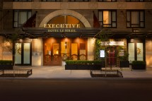 Suites Executive Hotel Le Soleil York Suiteness