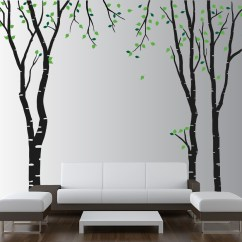 Large Wall Stickers For Living Room India Blue Furniture Decorating Ideas Suitepotato | Not Just Repurposed – Reawakened.