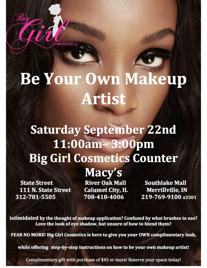 Macy Mac Makeup Artist Salary - Vidalondon
