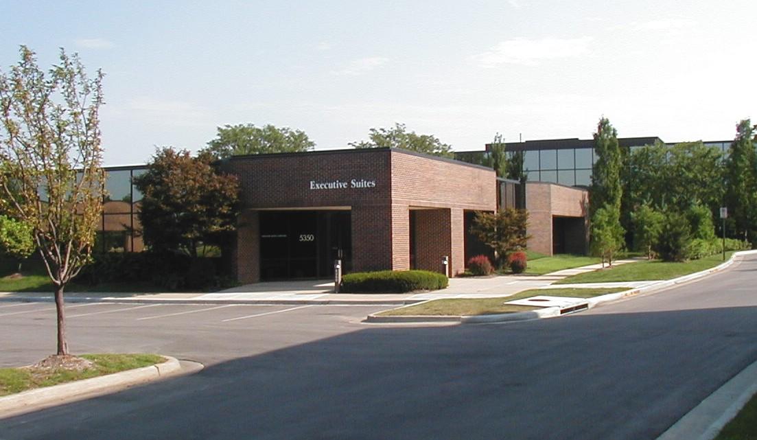 College Corporate Centre Exterior