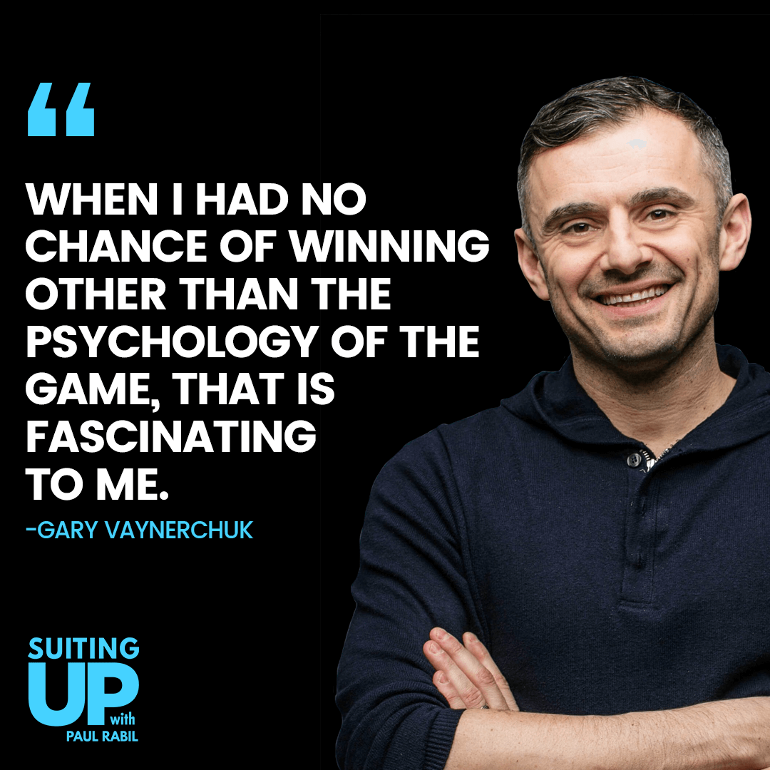 Gary Vaynerchuk Entrepreneur and Investor  Suiting Up