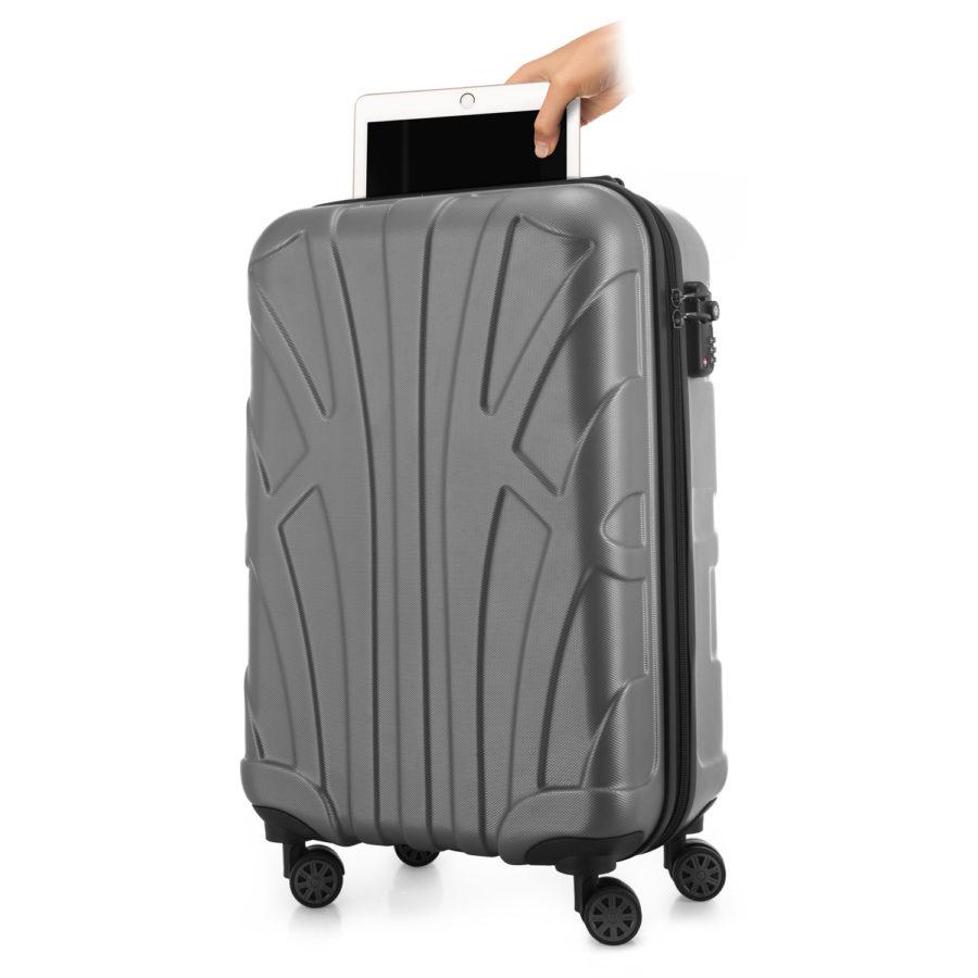 Koffer Handgepäck Hartschale