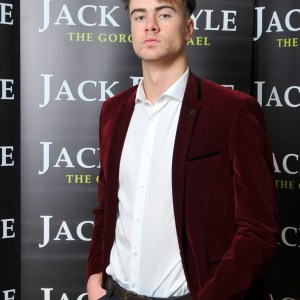 Wine Velvet Jacket at Suits Distributors