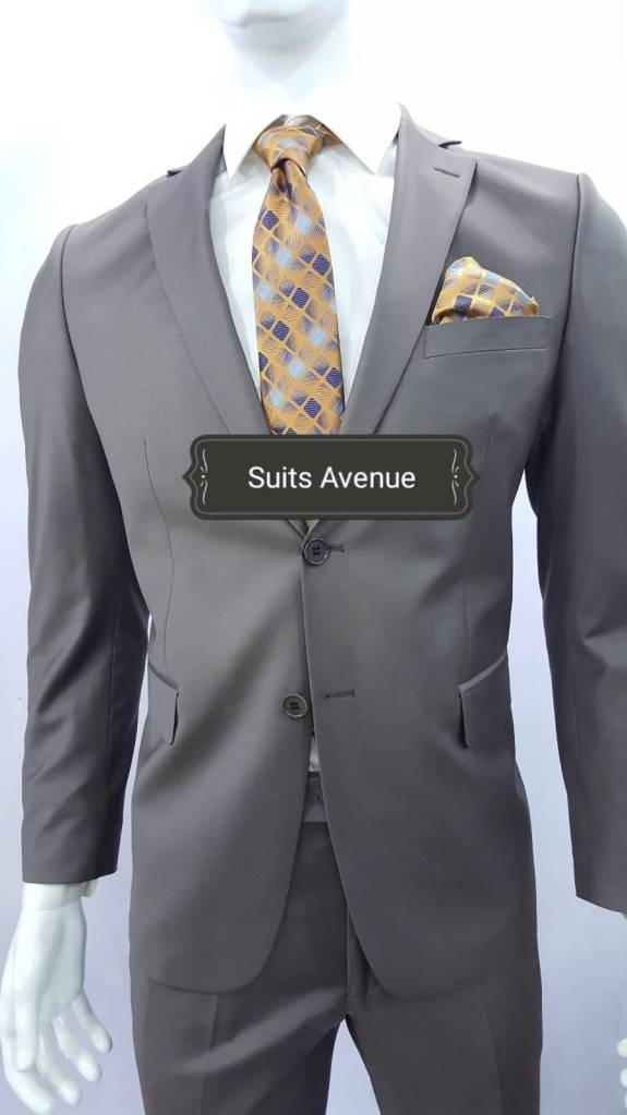 Imported suit