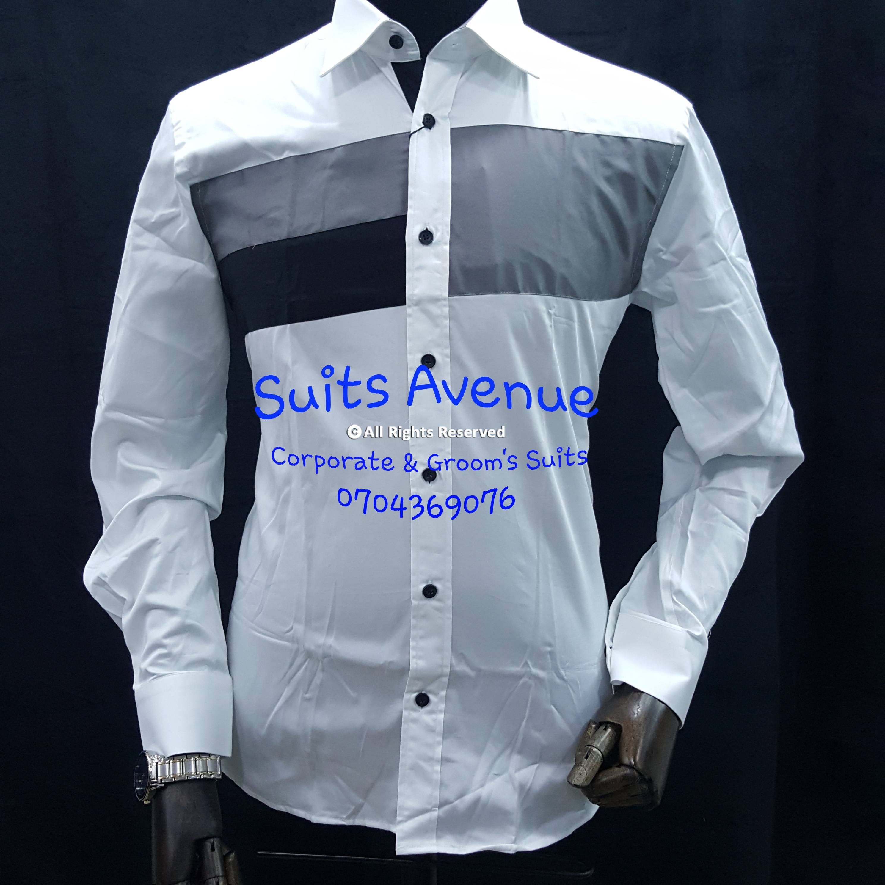 Imported 100% cotton shirt