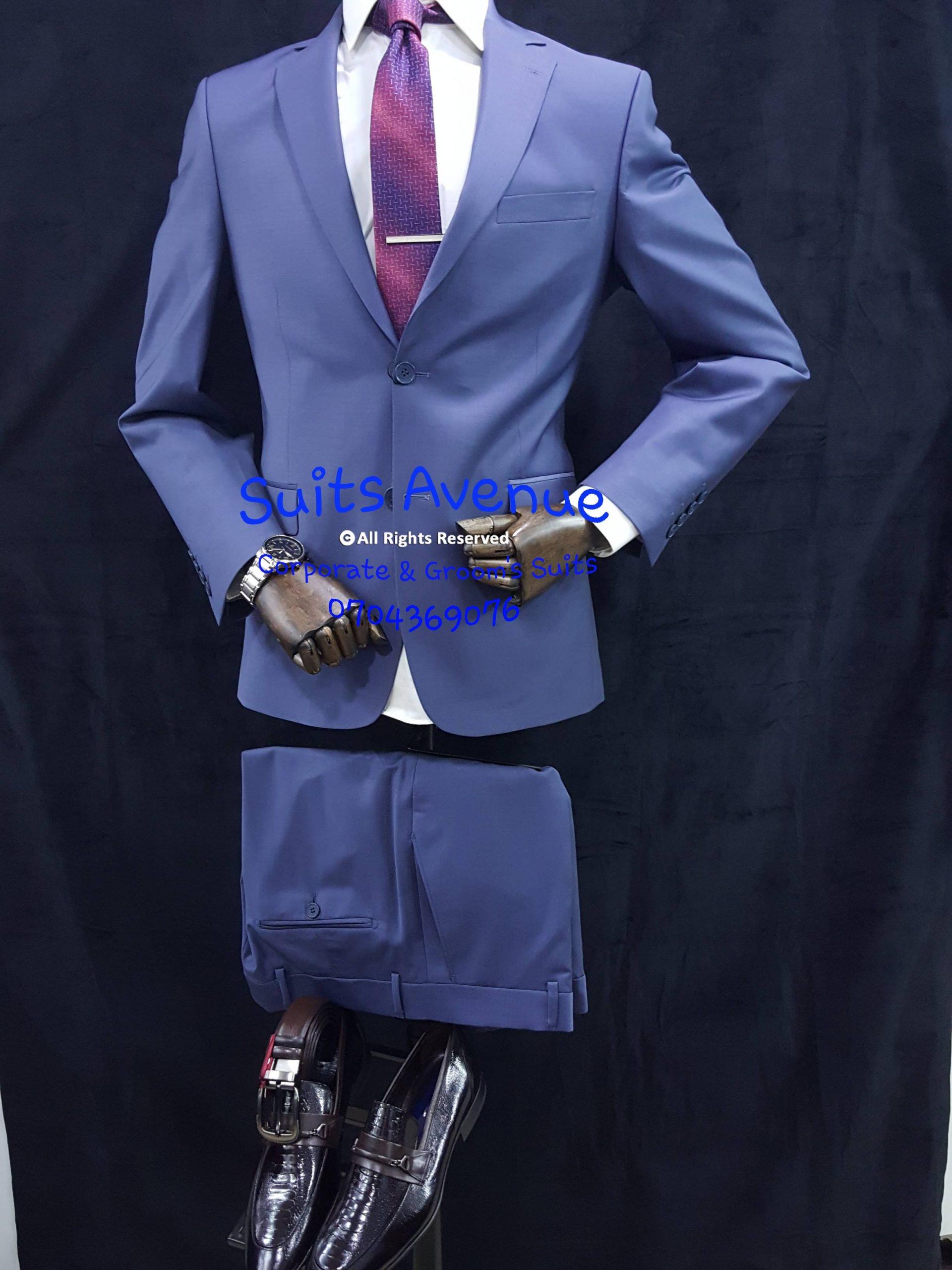 Imported Italian Suit