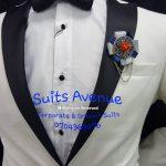 Imported Italian Tuxedo