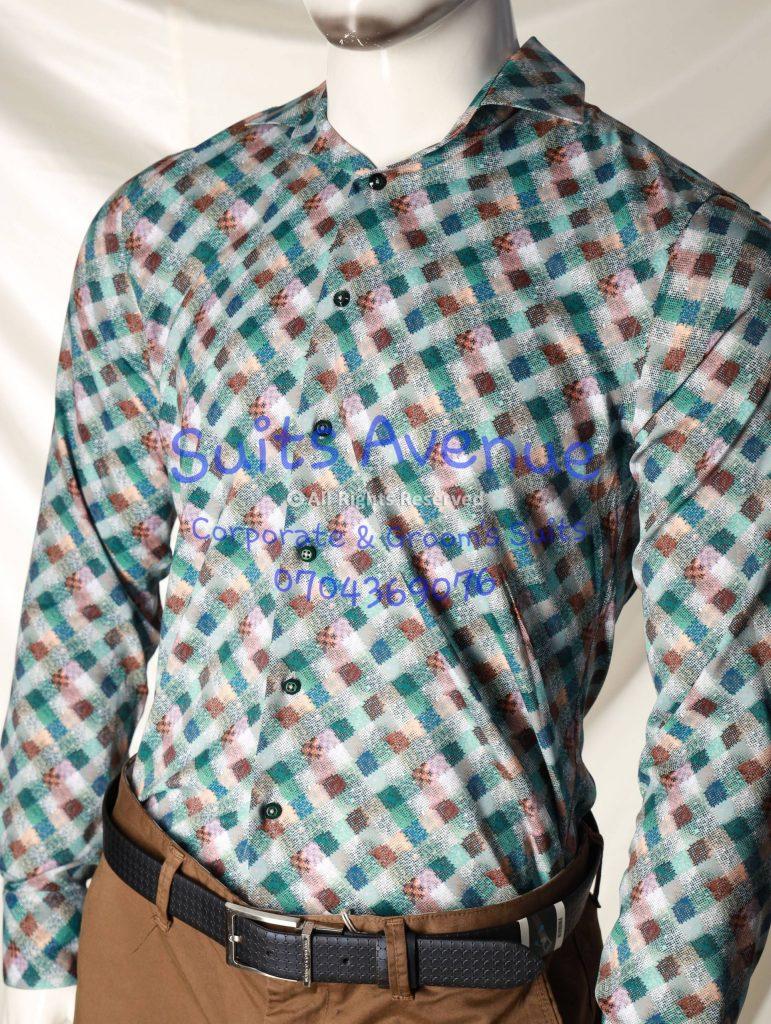 Mn's Casual Shirt