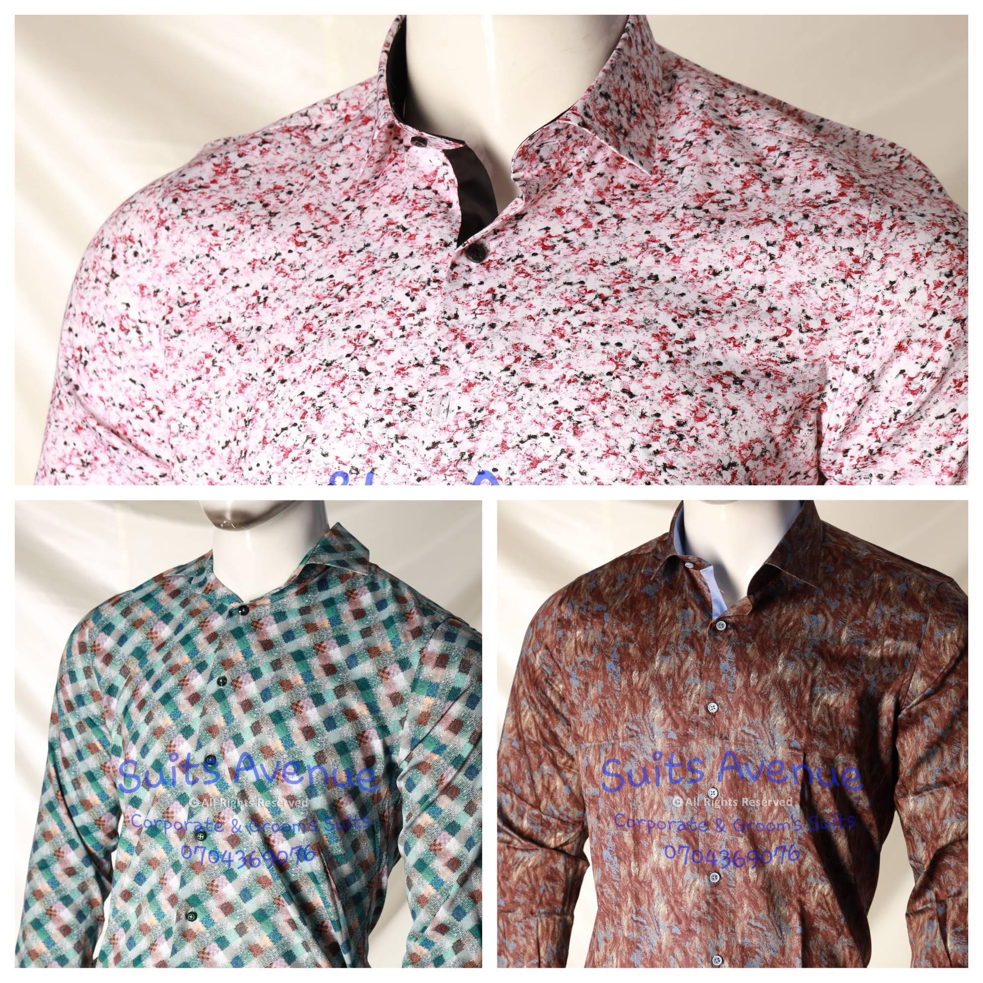 Casual Shirts Kampala