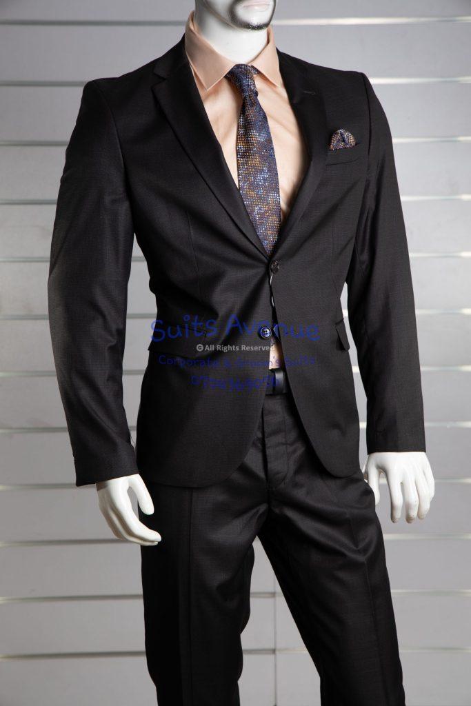 Coffee Brown Suit
