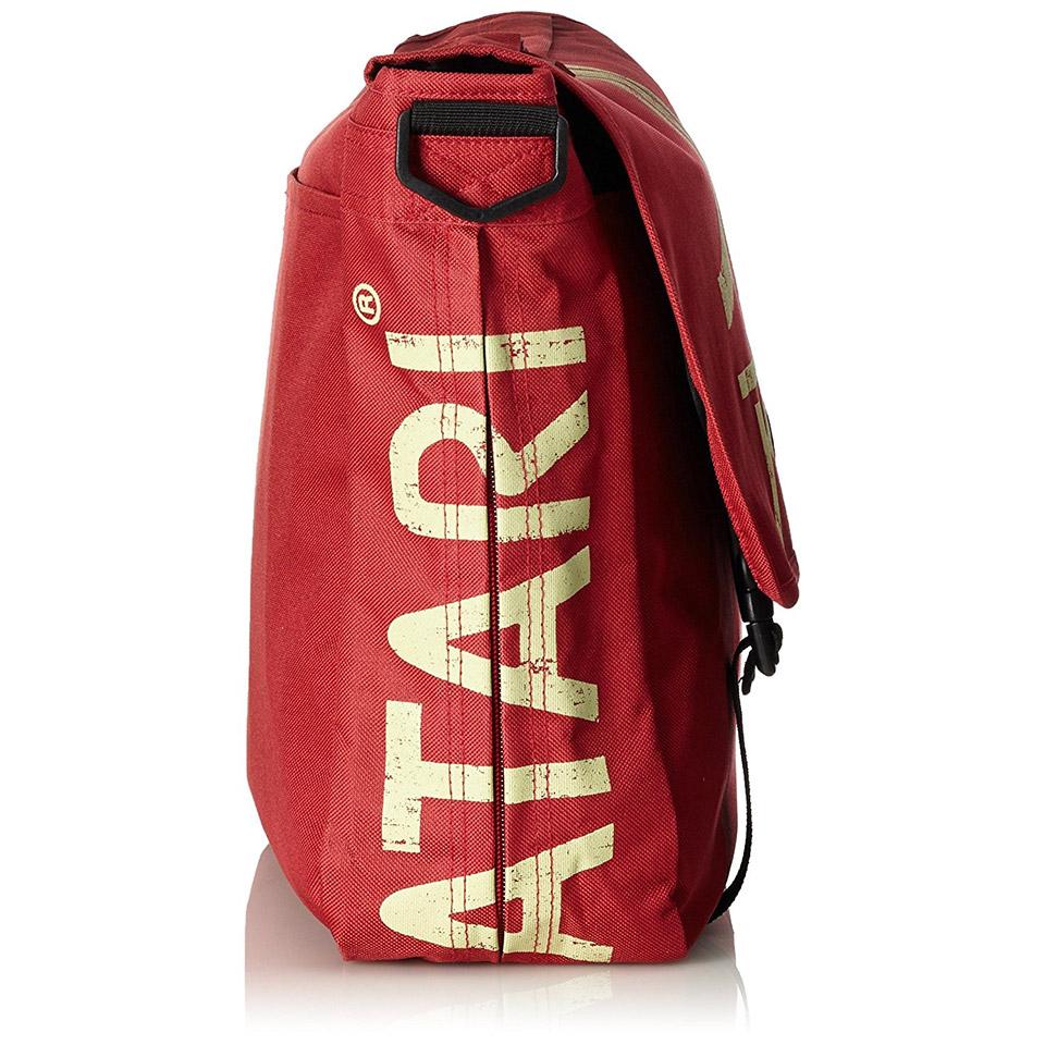 Japanese Atari Messenger Bag Suit Up Geek Out