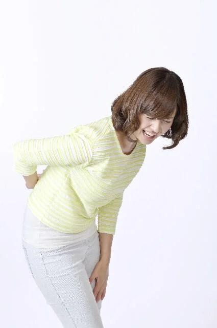 尾てい骨の痛み イメージ