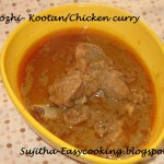 Kozhi Kootan(Chicken Curry)