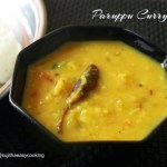 Paruppu curry