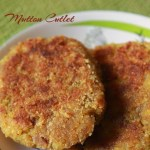 Mutton Cutlet
