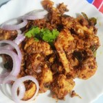Andhra Chicken Roast