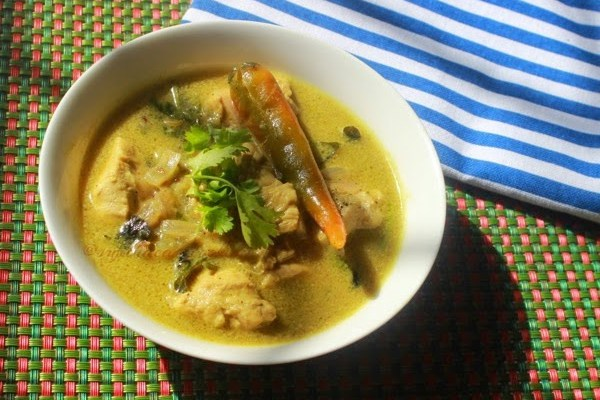 Chicken Stew/Kerala Chicken Stew