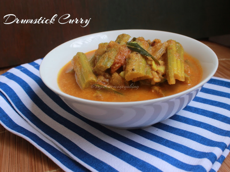 Drumstick Curry
