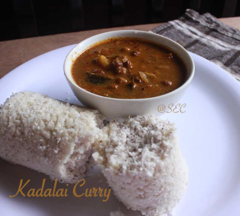 Kadalai Curry