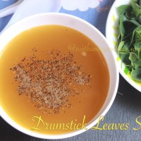 Drumstick Leaves Soup