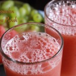 Watermelon Grapes Punch