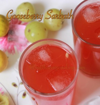 Gooseberry Sarbath3
