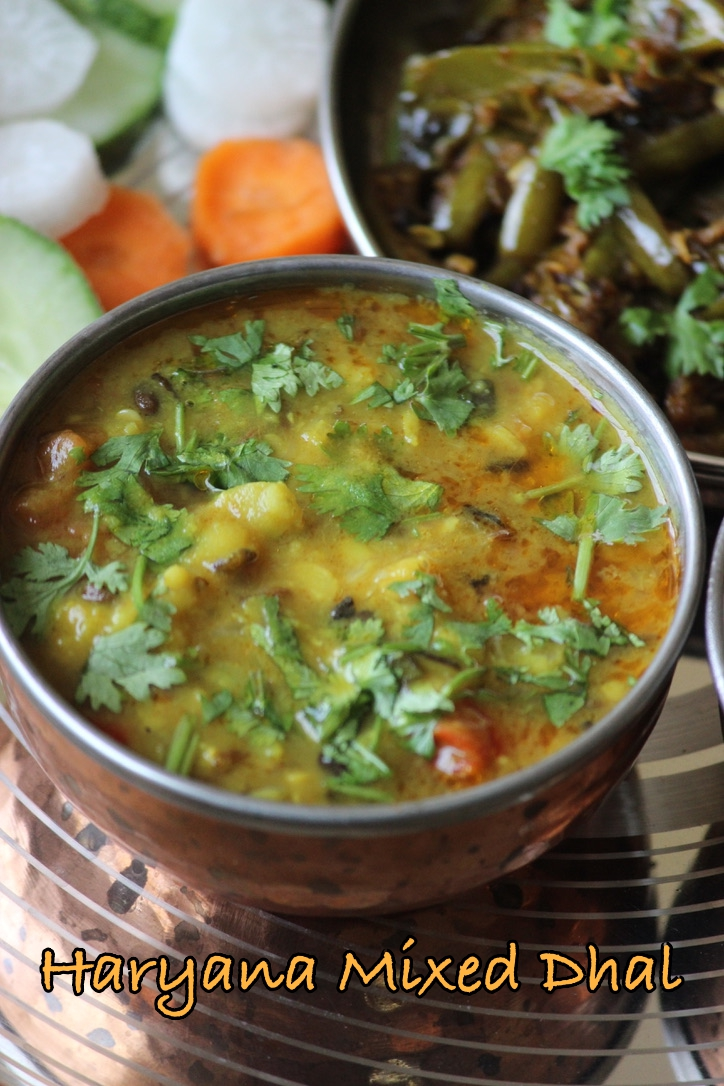 Haryana Mixed Dhal curry