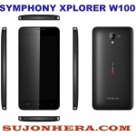 Symphony Xplorer H100: Android Full Specifications Price