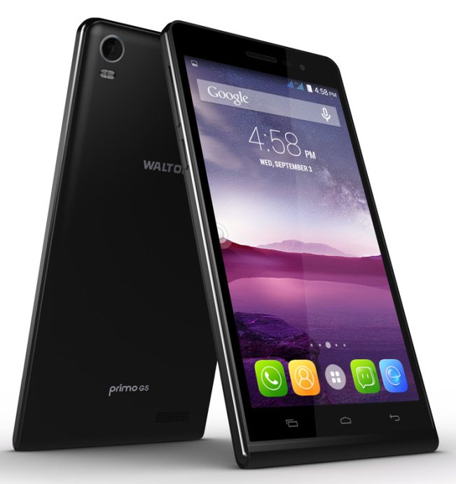 Walton Primo G5 Android Phone Full Specifications & Price