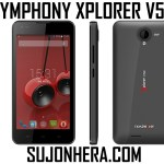 Symphony Xplorer V50: Full Phone Specifications & Price