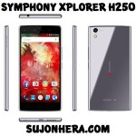 Symphony Xplorer H250: Full Phone Specifications & Price