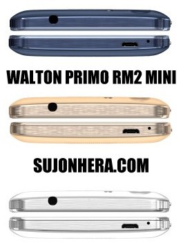 Walton Primo RM2 Mini Android Phone Full Specifications & Price