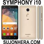 Symphony i10: Full Android Phone Specifications & Price