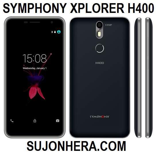 Symphony Xplorer H400 Full Phone Specifications & Price