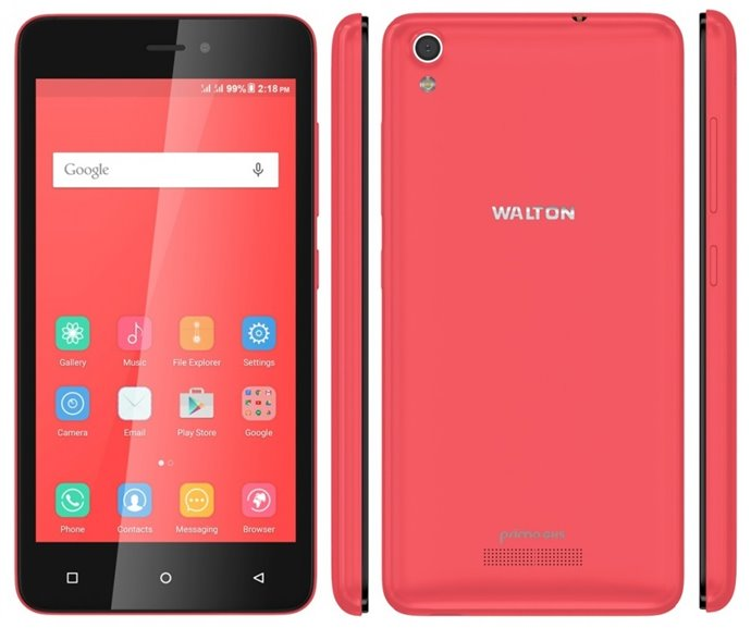 Walton Primo GH5+ Full Phone Specifications & Price
